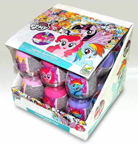PONY01 MY LITTLE PONY SURPRISE EGG WITH TOY